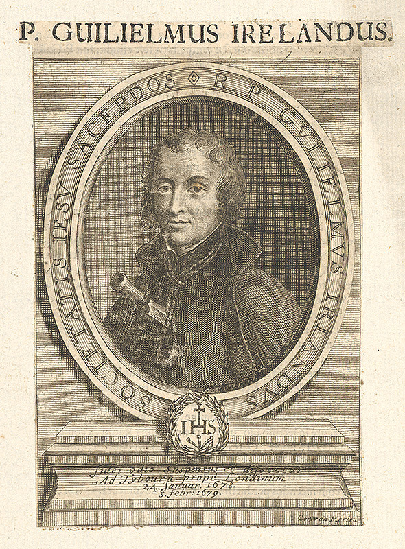 Cornelis van Merlen - Blahoslavený William Ireland