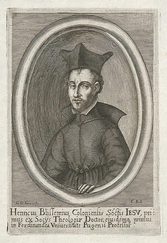 Gerard de Groos - Henricus Blissemius