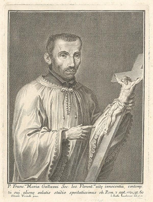 Giovani Battista Jacobonus, Odoardo Vicinelli - Francus Maria Galluzzi