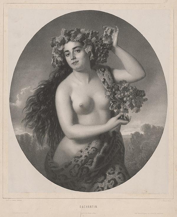 Eduard Kaiser, Ludwig Neultälter – Bacchantka