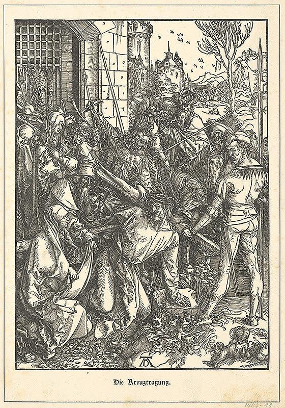 Albrecht Dürer - Nesenie kríža