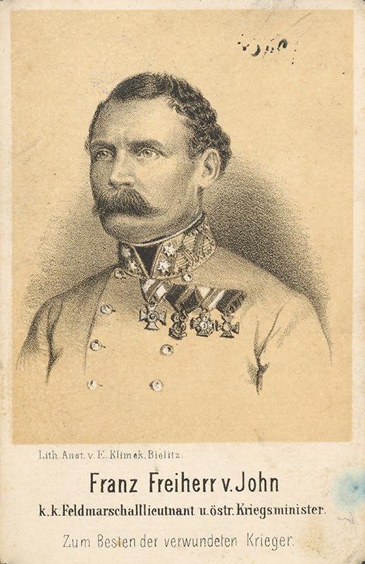 Eduard Klimek – Portrét muža