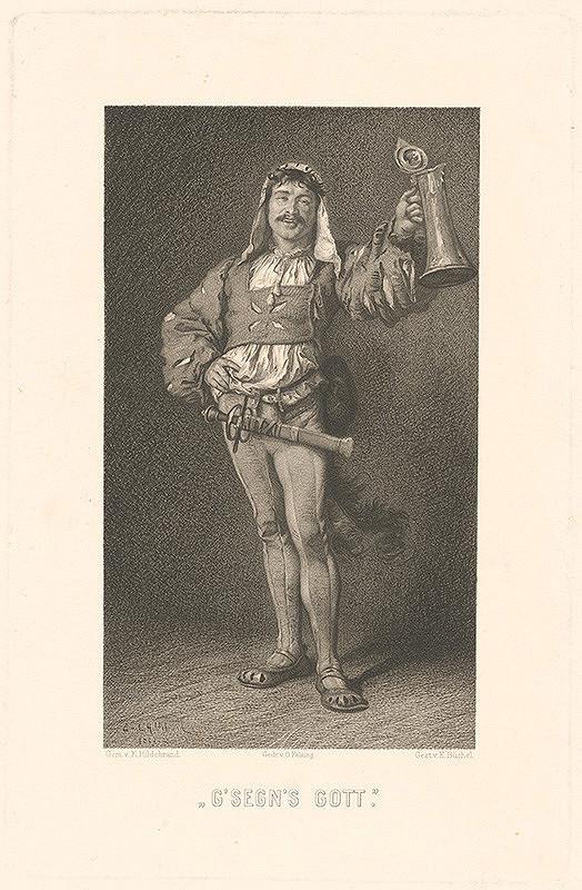Eduard Büchel, Ernst Hildebrandt - Na zdravie