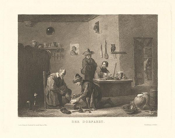David Teniers, Wilhelm Woernle – Dedinský lekár
