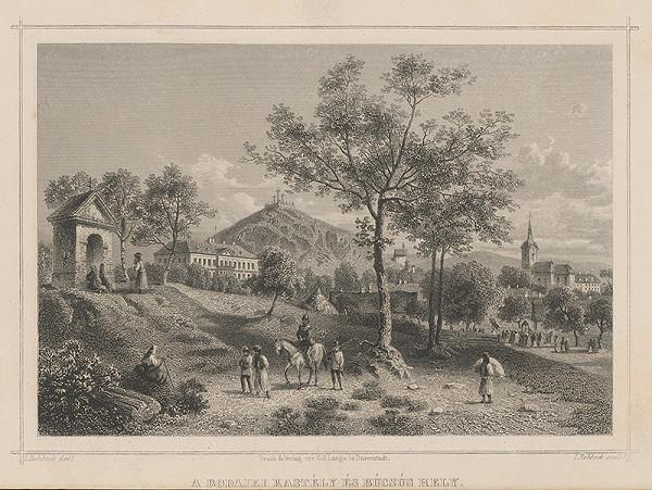 Ludwig Rohbock - Kaštieľ a pútnické miesto v Bodajki
