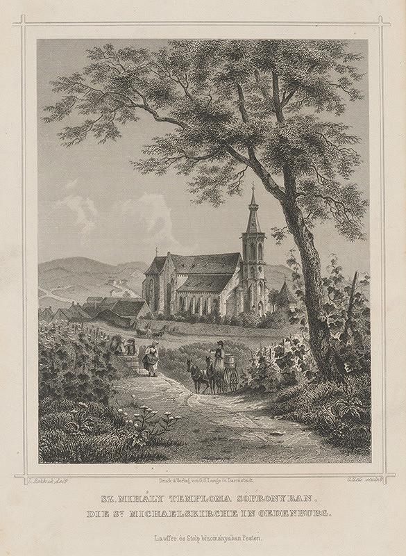 G. Hefs, Ludwig Rohbock – Kostol sv. Michala v Šoproni