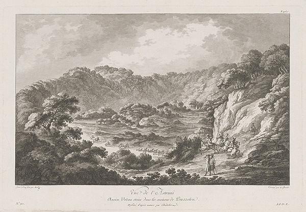 Emmanuel Jean Nepomucene de Ghendt – Pohľad z Astruni