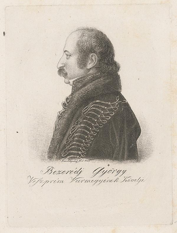 Ferdinand Karl Theodor Lütgendorff – Portrét Juraja Bezerédyho