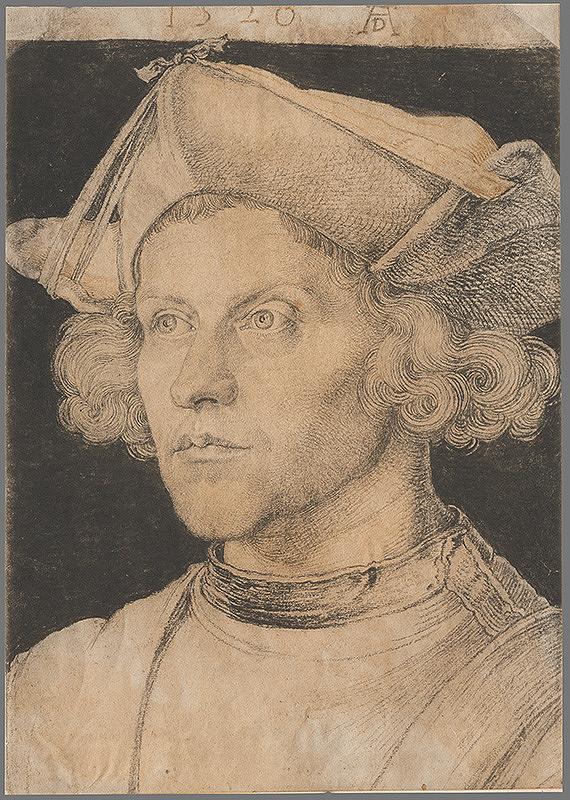 Albrecht Dürer – Portrét mladého muža