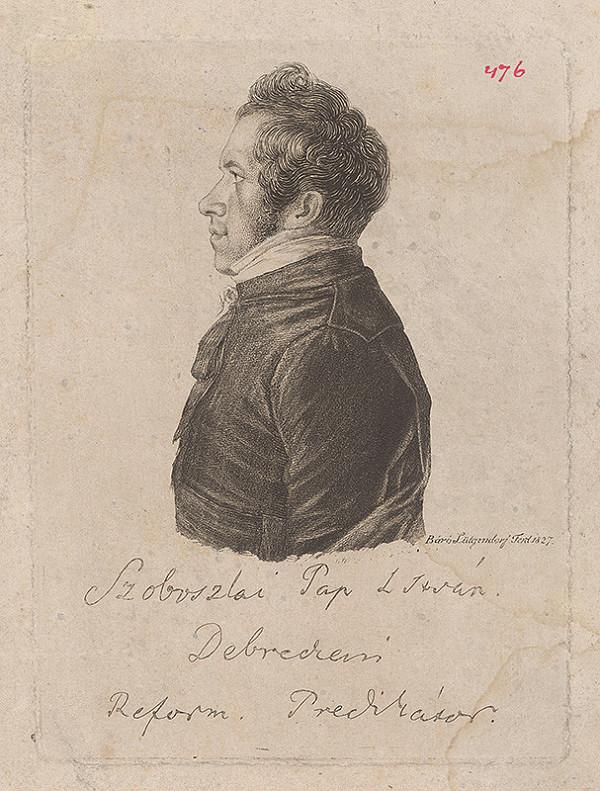 Ferdinand Karl Theodor Lütgendorff - István Szoboslai