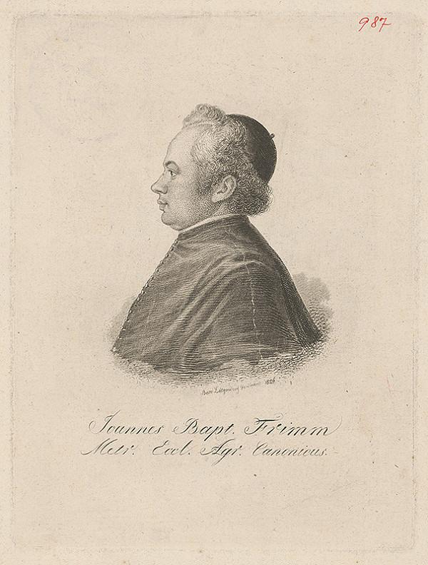Ferdinand Karl Theodor Lütgendorff - Ján Frimm