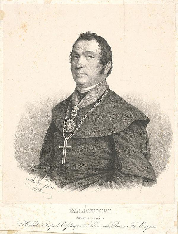 Friedrich Johann Gottlieb Lieder - Michal Fekete