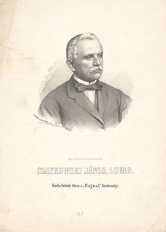 Giuseppe Marastoni - Ján Czaykowski