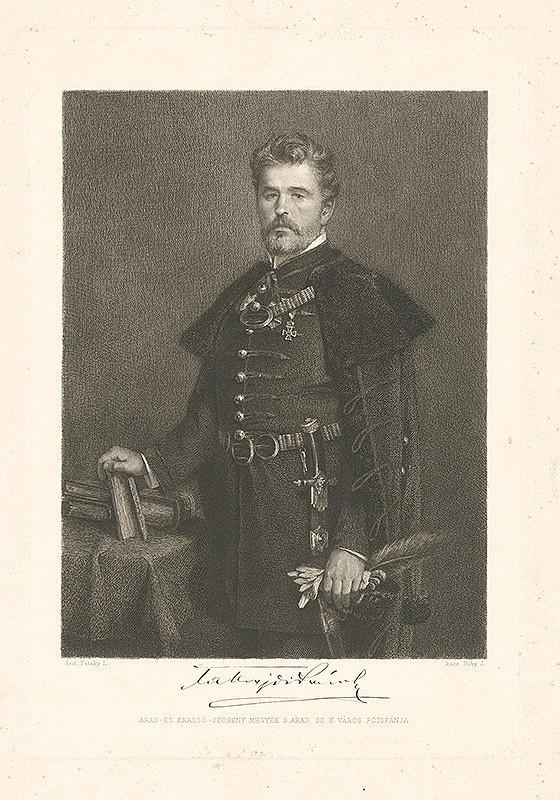 Ladislav Pataky, Jenö Doby - Portrét muža
