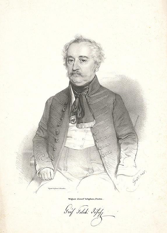 Franz Eybl – Gróf Jozef Tekeli