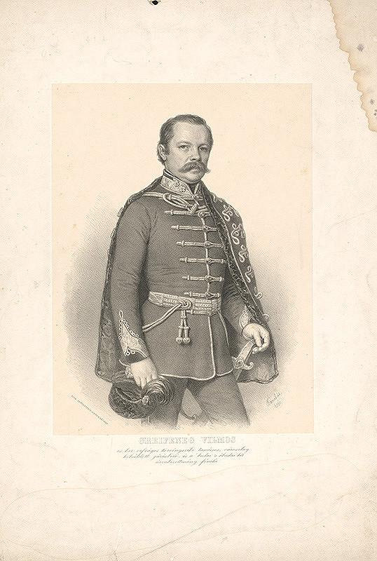 Miklós Barabás – Viliam Greifeneg