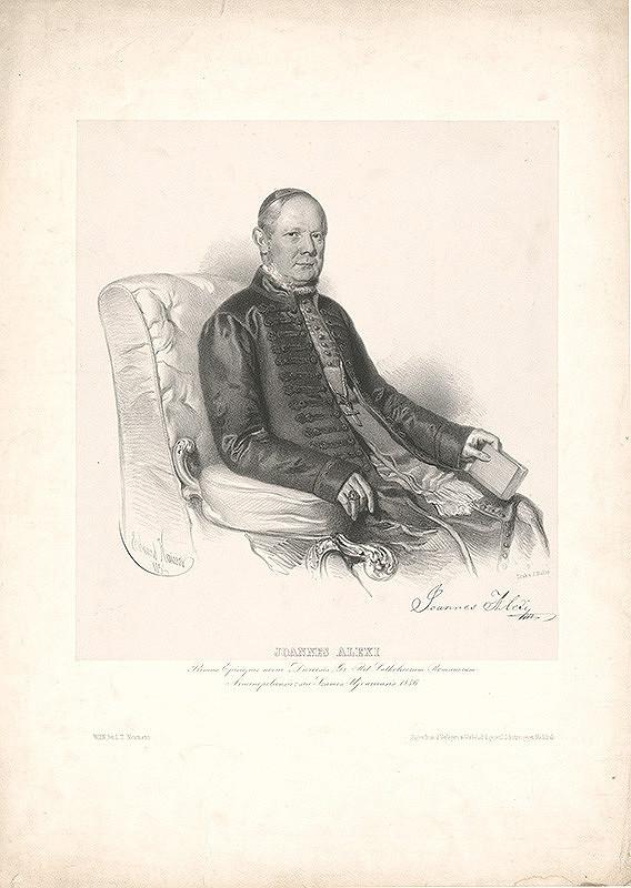 Eduard Kaiser - Ján Alexi
