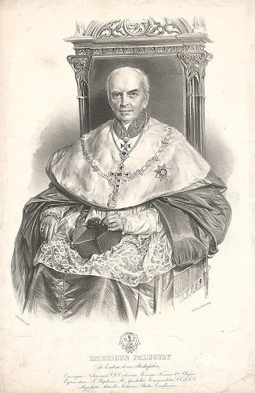 August Strixner – Emericus Palugyay