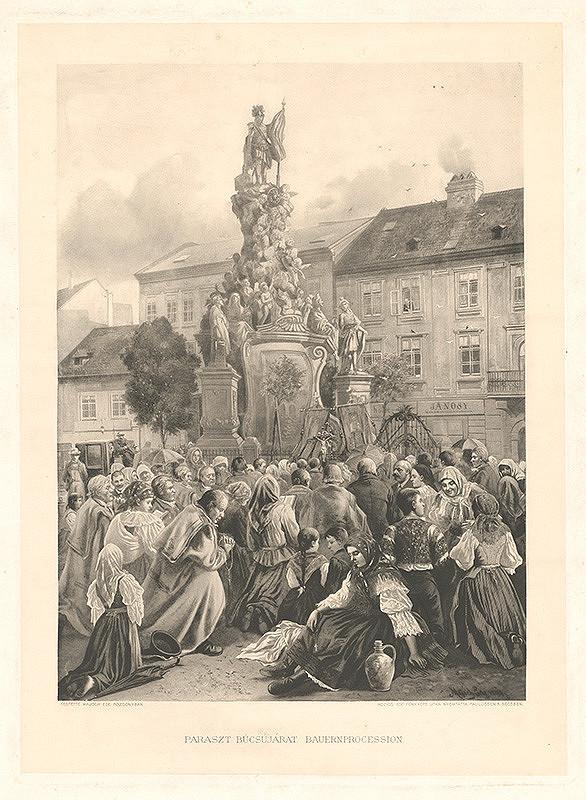 Eduard Majsch - Sedliacka procesia