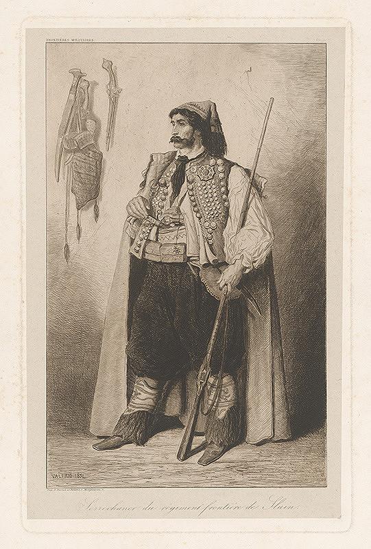 Théodore Valério – Serrechaner