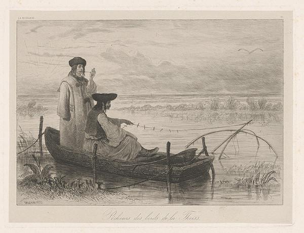 Théodore Valério – Maďarskí rybári