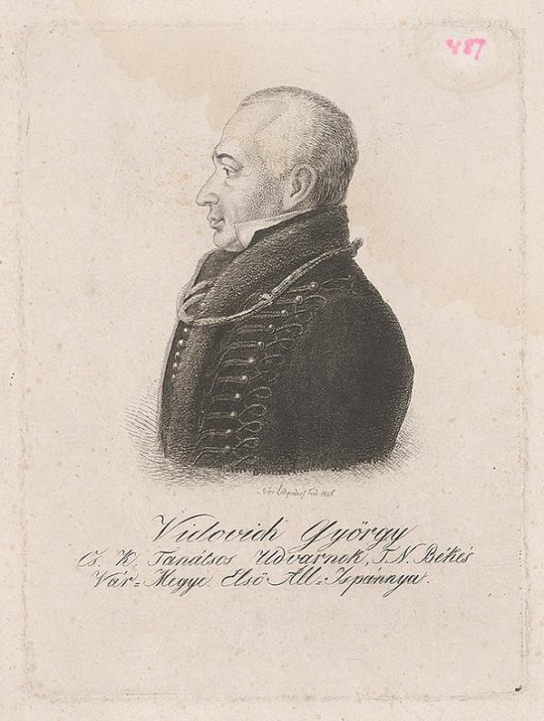 Ferdinand Karl Theodor Lütgendorff – Juraj Vidovich