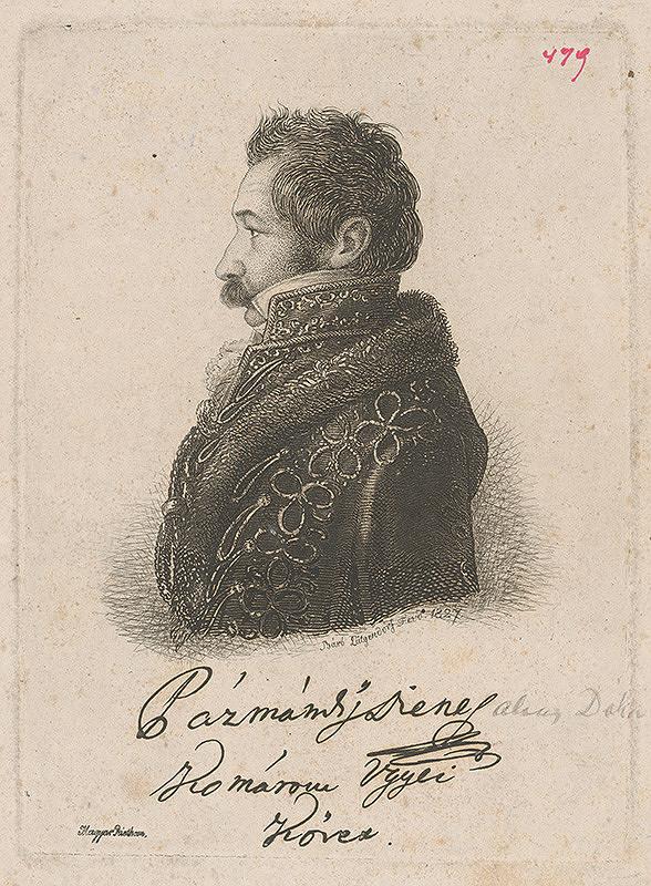 Ferdinand Karl Theodor Lütgendorff – Pázmányi Dienes