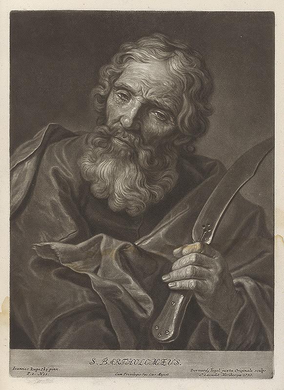 Ján Kupecký, Bernhard Vogel – Svätý Bartolomej