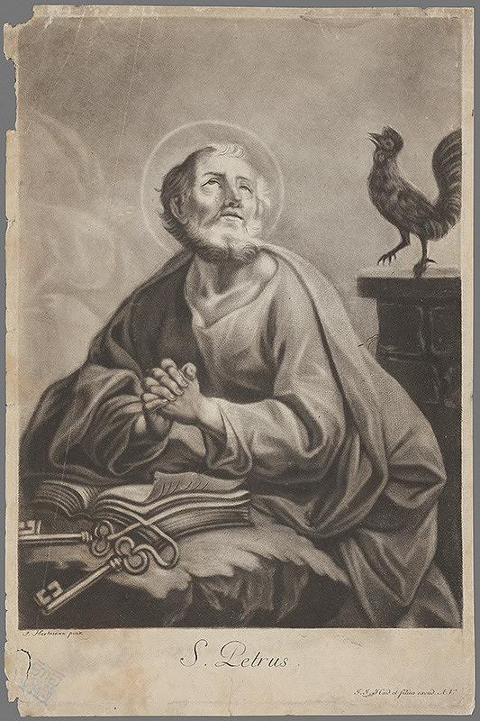 Joseph Hartmann - Sv. Peter
