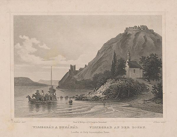 Ludwig Rohbock, A. Fesca – Vyšehrad pri Dunaji