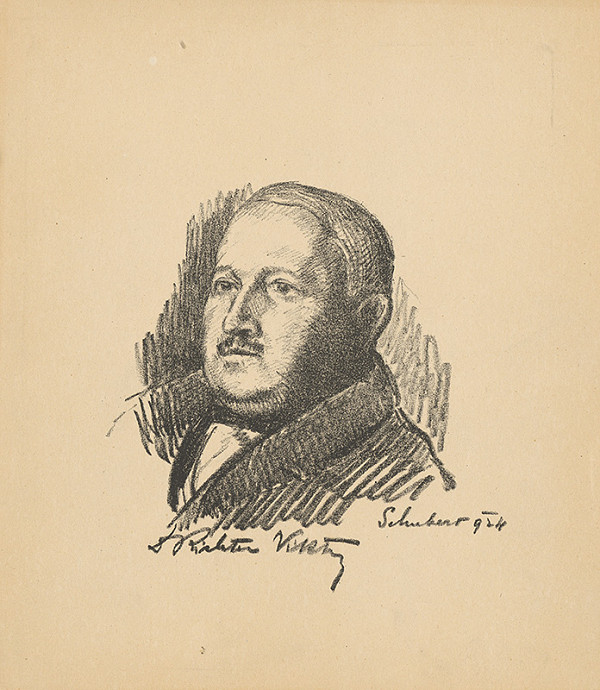 Július Schubert - Dr. Viktor Richter
