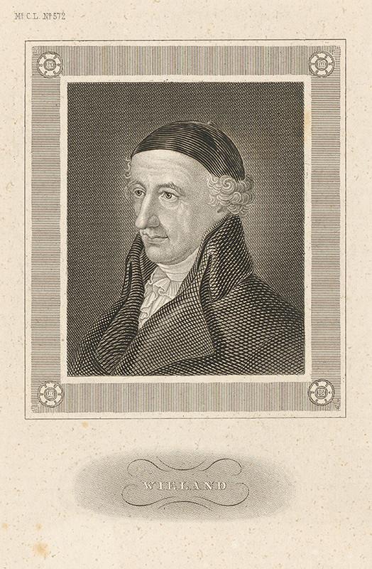 Stredoeurópsky maliar z 19. storočia - Portrét Wielanda