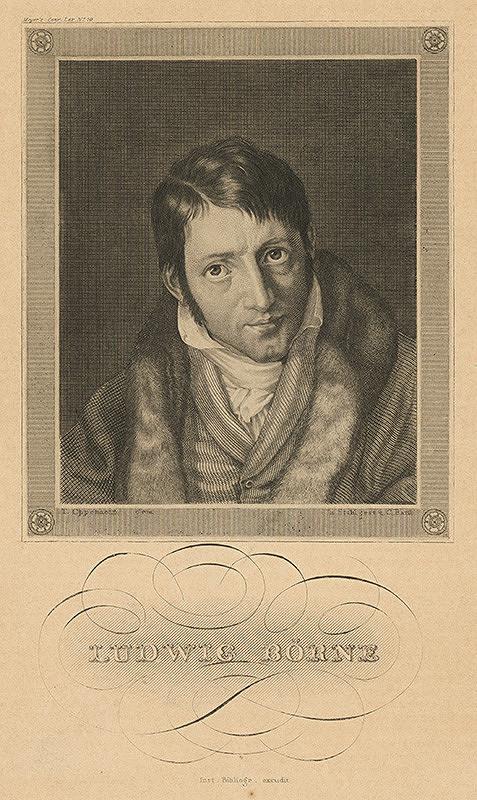 Carl Barth, Theodor Oppenheim – Ludwig Börne
