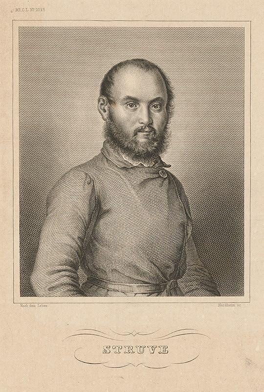 Johann Georg Nordheim – Struve