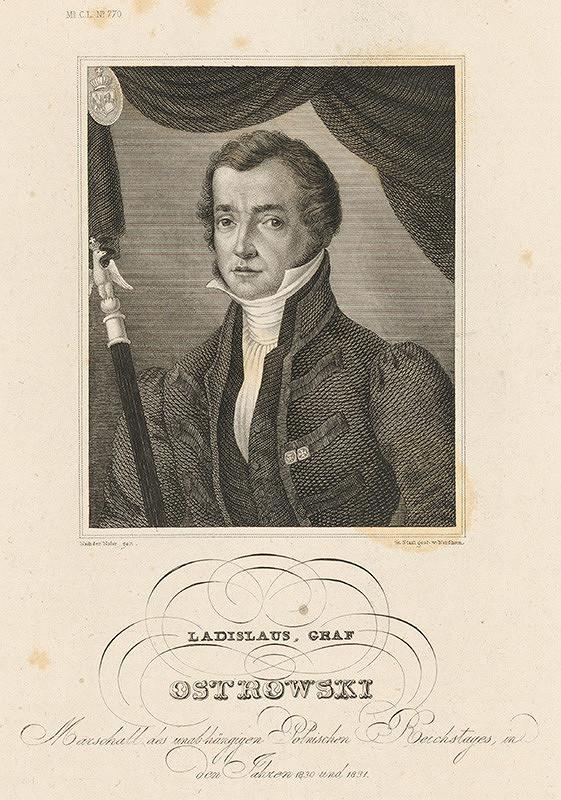 Johann Georg Nordheim – Gróf Ladislav Ostrowski