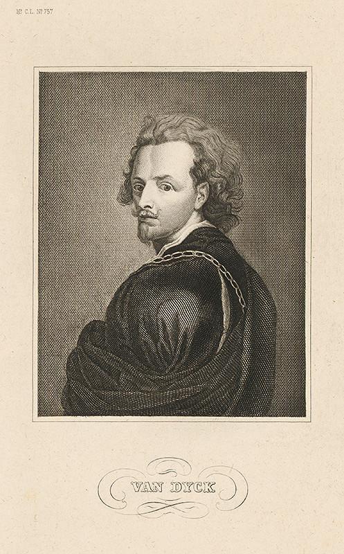 Stredoeurópsky maliar z 19. storočia - Van Dyck