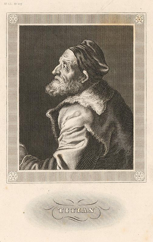 Stredoeurópsky maliar z 19. storočia – Portrét Tiziana