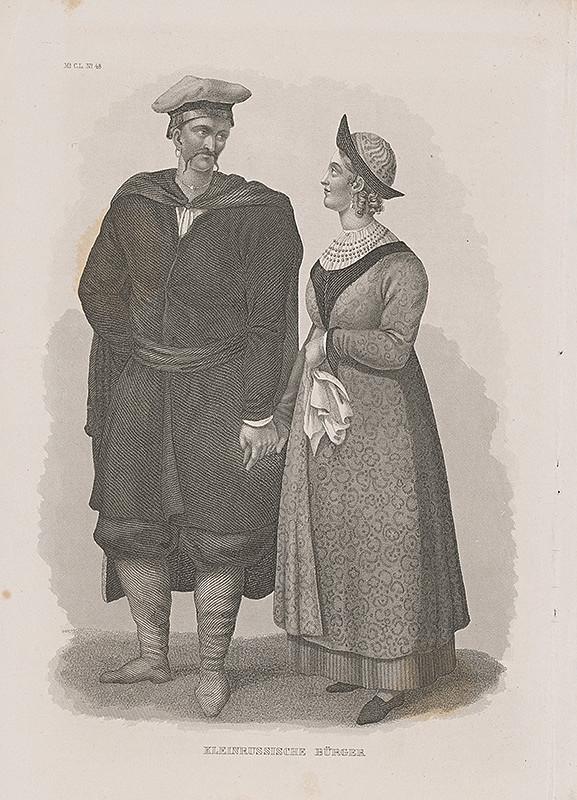 Stredoeurópsky maliar z 19. storočia – Občania z Malorusi