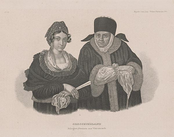 Stredoeurópsky maliar z 19. storočia – Veľkorusi