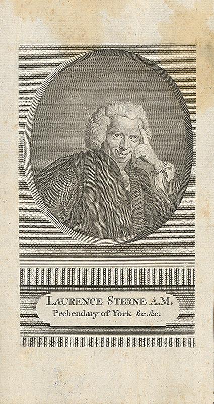 Stredoeurópsky maliar z 18. storočia – Laurence Sterne A.M.