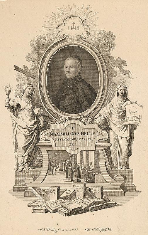 Johann Esaias Nilson, Wenzel Pohl – Maximilián Hell