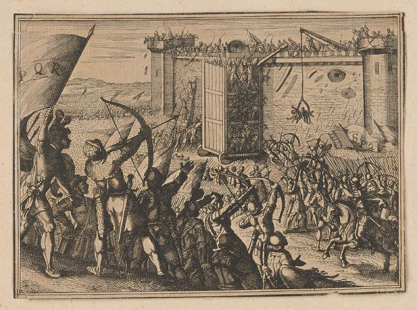 Stredoeurópsky maliar zo 17. storočia - Dobívanie pevnosti