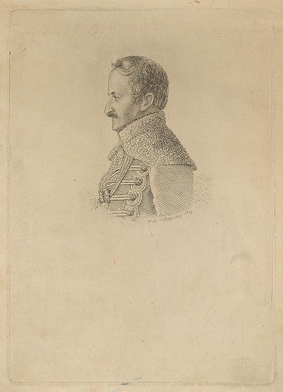 Ferdinand Karl Theodor Lütgendorff – Portrét muža