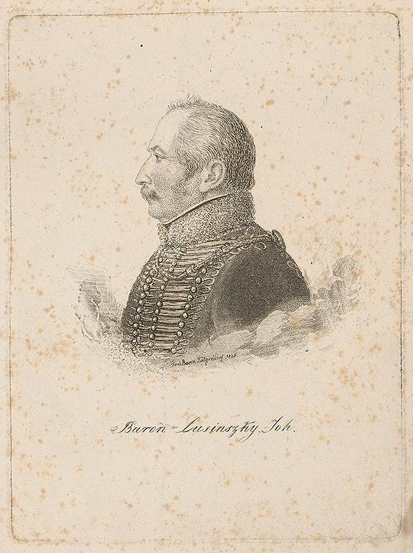 Ferdinand Karl Theodor Lütgendorff – Barón Lusinszky Johan