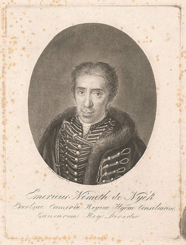 Ferdinand Karl Theodor Lütgendorff - Emericus Németh de Nyék