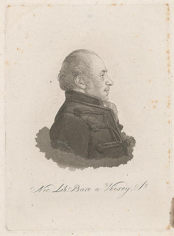 Ferdinand Karl Theodor Lütgendorff – Nic.Lib.Barón Vécsey