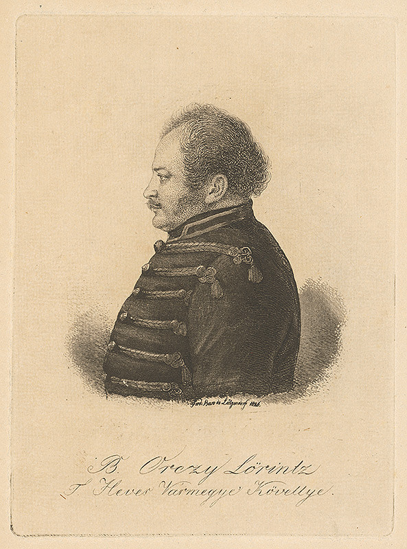 Ferdinand Karl Theodor Lütgendorff – Vavrinec B.Orczy