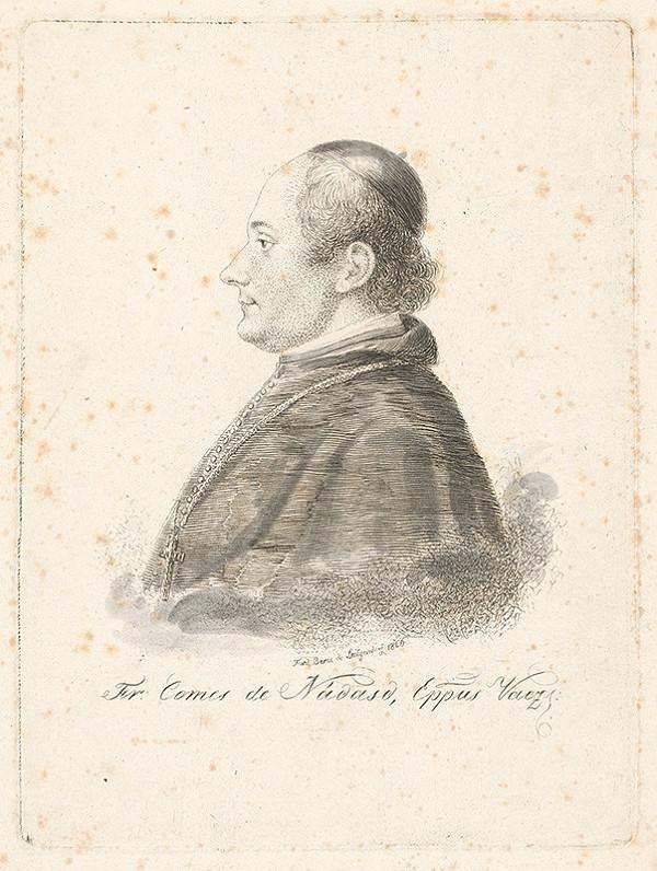 Ferdinand Karl Theodor Lütgendorff – Fr.Comes de Nádasd