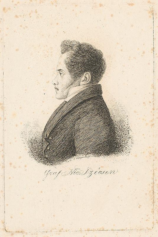 Ferdinand Karl Theodor Lütgendorff – Gróf Mikuláš Szécsen
