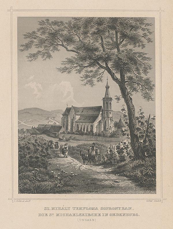 Georg Hels, Ludwig Rohbock – Kostol sv. Michala v Šopronyi